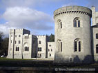 Gosford Castle in Couty Armagh
