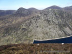 Doan and Ben Crom in the Mourne Mountains