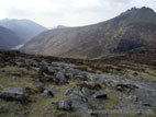 Slieve Bearnagh in the Mourne Mountains