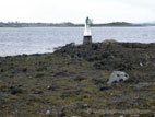 Lighthouse on Ballyhenry Island, Stangford Lough